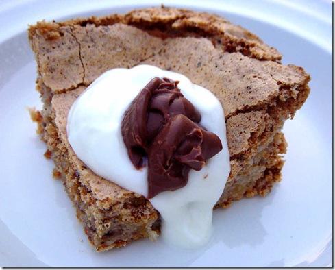 Cake Meringue Pie
