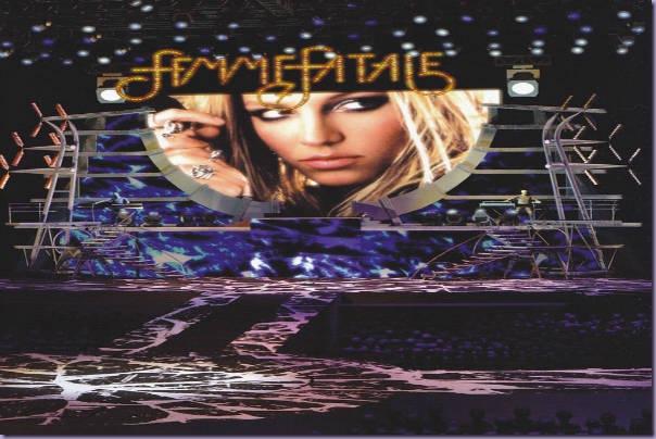 Palco-Telão-Femme-Fatale-Tour-Britney-Spears