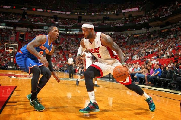King James Debuts 8220Power Couple8221 Soldier 7 for NBA Green Week