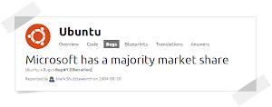 Ubuntu il bug numero 1