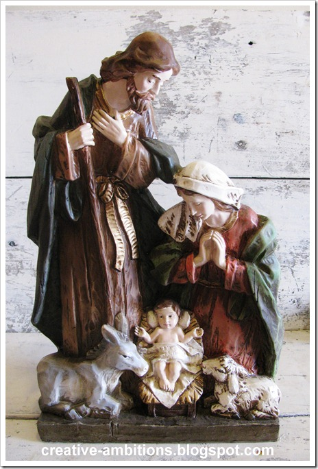 Baby Jesus Nativity
