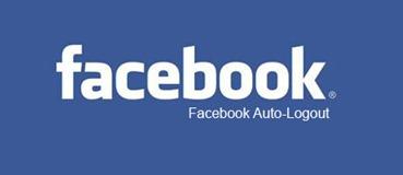 Facebook Auto Logout