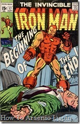 P00065 - El Invencible Iron Man #17