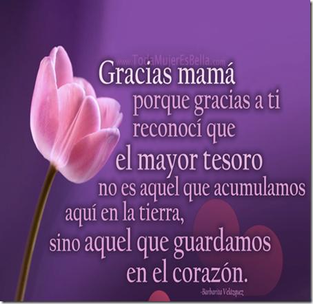 Frases en imágenes para una mamá muerta | Aires de Fiesta