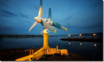 tide turbine