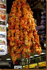 Istanbul, apricots