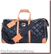 Fila Fashion Duffle bag