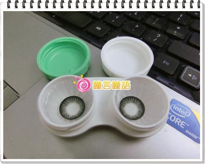 韓國NEO隱形眼鏡-新巨目灰3