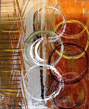 surfacing I abstract art