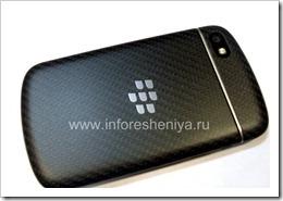 07 Задняя крышка BlackBerry Q10
