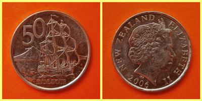 0.50 dolar nueva zelanda