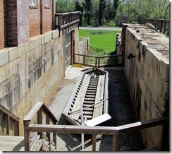 Roanoke Canal...middle locks