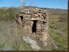 Refugio de Piedra - Castro de Gazteluzar