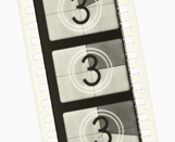 three film strip
