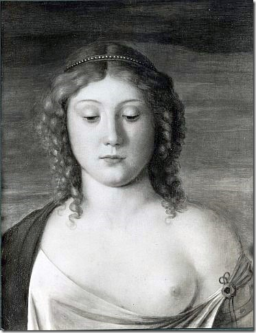 giovanni bellini - portret kobiety (1500-1510, sotheby)