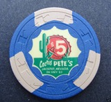 cactus petes casino chip