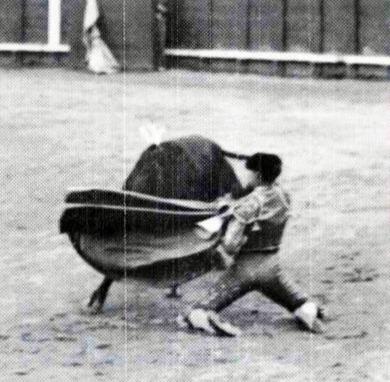 1912-06-13 Joselito Madrid presentacion Larga cambiada