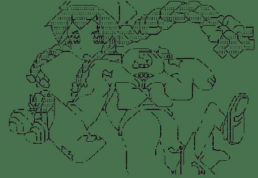 浴衣のイカ娘 (侵略!イカ娘)