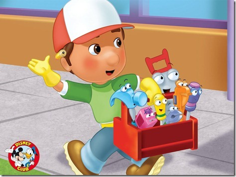 Wallpaper Handy Manny (11)
