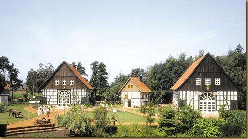 Gastliches Dorf