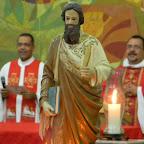 5º dia do novenário na Paróquia São Marcos - Fotos: André Machado e Nahyara Queiroz