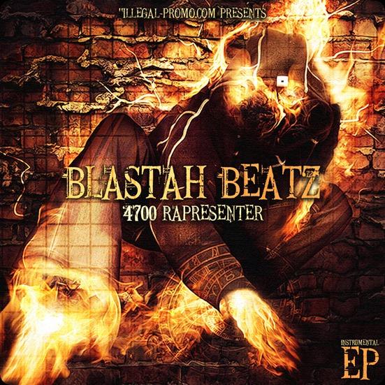 Blastah Beatz - 4700 Rapresenter Front