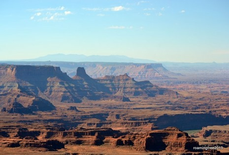 Canyon view from Dead Horse Point