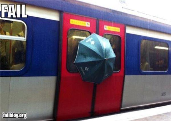 oops umbrela