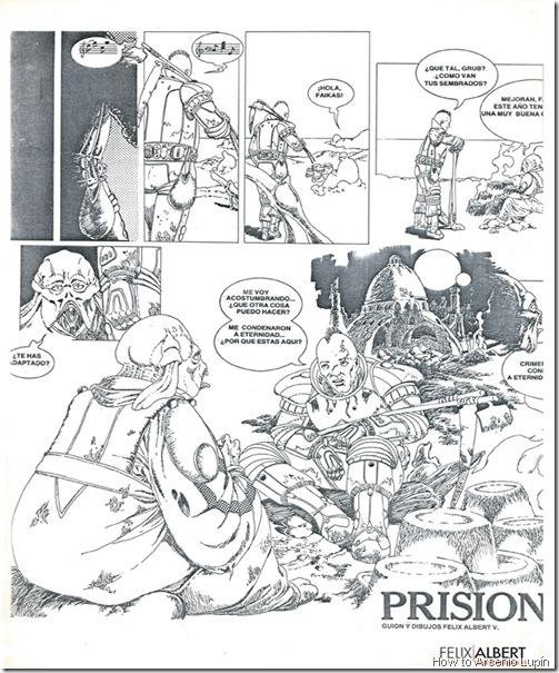 Prision FA, Autor: FELIX ALBERT