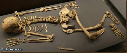 Irati - La mujer prehistórica de la cueva de Aizpea - Aribe