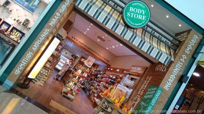 The Body Shop em Campinas