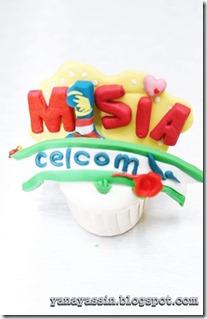 Pemenang Celcom Cupcake  600