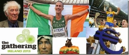Resumen del año 2013 en Irlanda