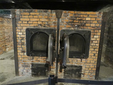 23. Crematoriu Auschwitz.JPG