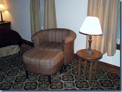 7493 Ohio, Cincinnati - Best Western Premier Mariemont Inn - our room