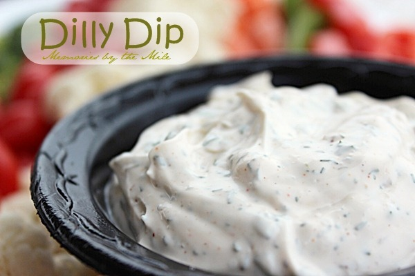 Dilly Dip | Memories by the Mile