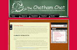 The new look for the Chatham Park Home and School Association web site
