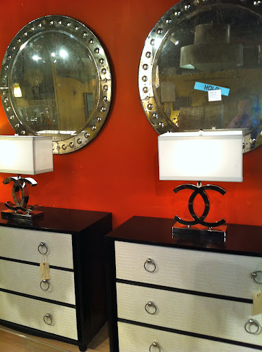 The lamps are actually contemporary, but are very popular.