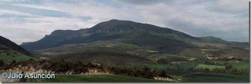 Peña de Izaga - Itzagaondoa