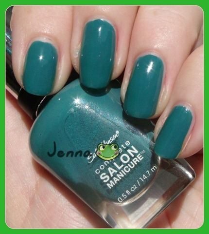 Sally Hansen Fairy Teal