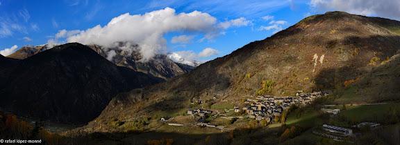 Durro. Vall de Boi, Alta Ribagorca, Lleida