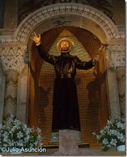 San Francisco Javier - Basílica de Javier - Navarra