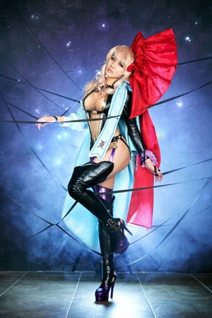 Cosplay: Tasha's Sexy Sheryl Nome