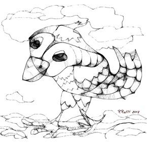 pajaro-scribbler-byn