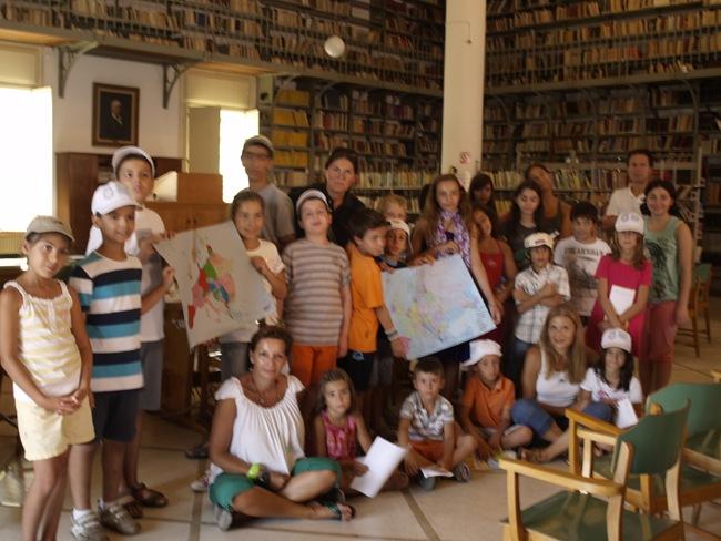 Συνεχίζουν οι εκδηλώσεις της Κοργιαλενείου Βιβλιοθήκης