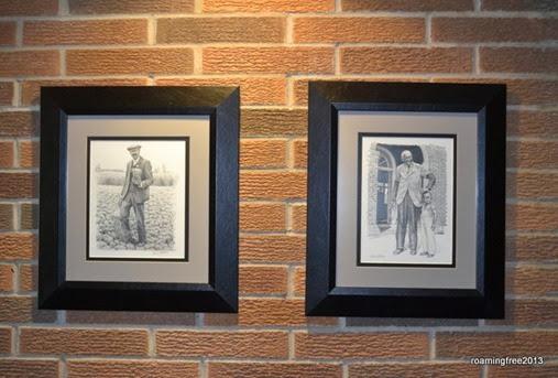 Drawings of George Washingtom Carver
