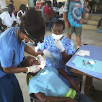 Dentist group in Haiti - Picture taken by Ryan Alberts