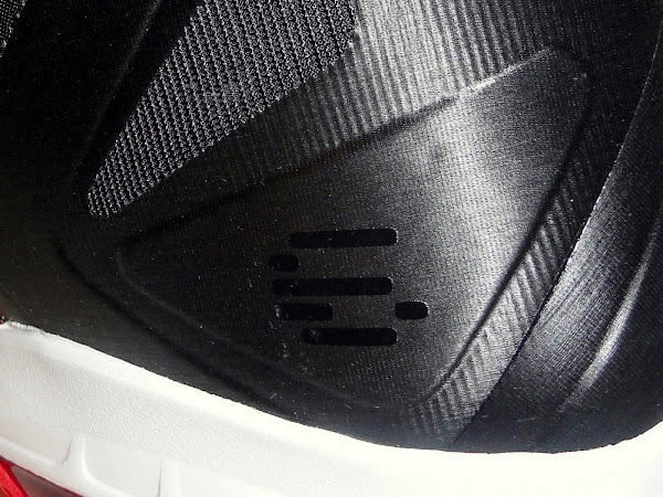 First Look at Nike LeBron 9 PS Heat Away PE8230 Off James8217 Feet