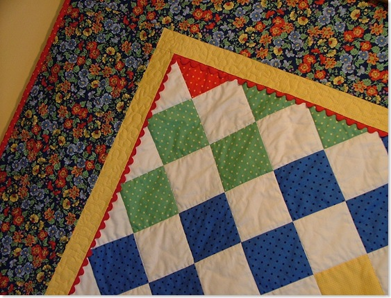 Weekend Picknic Quilt Pattern 002
