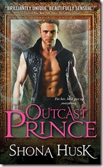 The Outcast Prince Cover